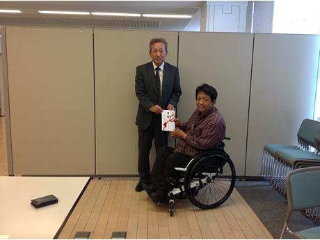 NPO法人 沖縄県脊髄損傷者協会